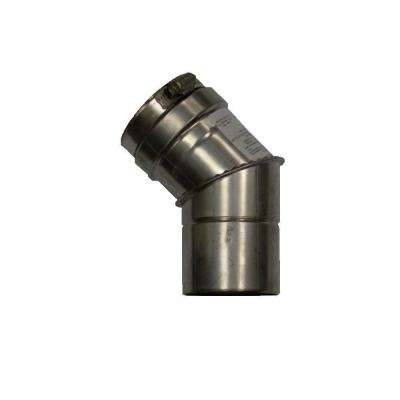3 in. x 45-Degree Z-Vent Elbow