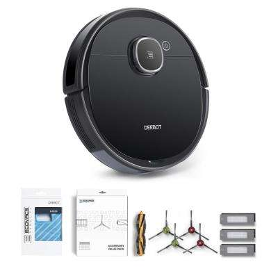 Deebot OZMO 920 Robotic Vacuum Cleaner with Service Kit and Mopping Pads