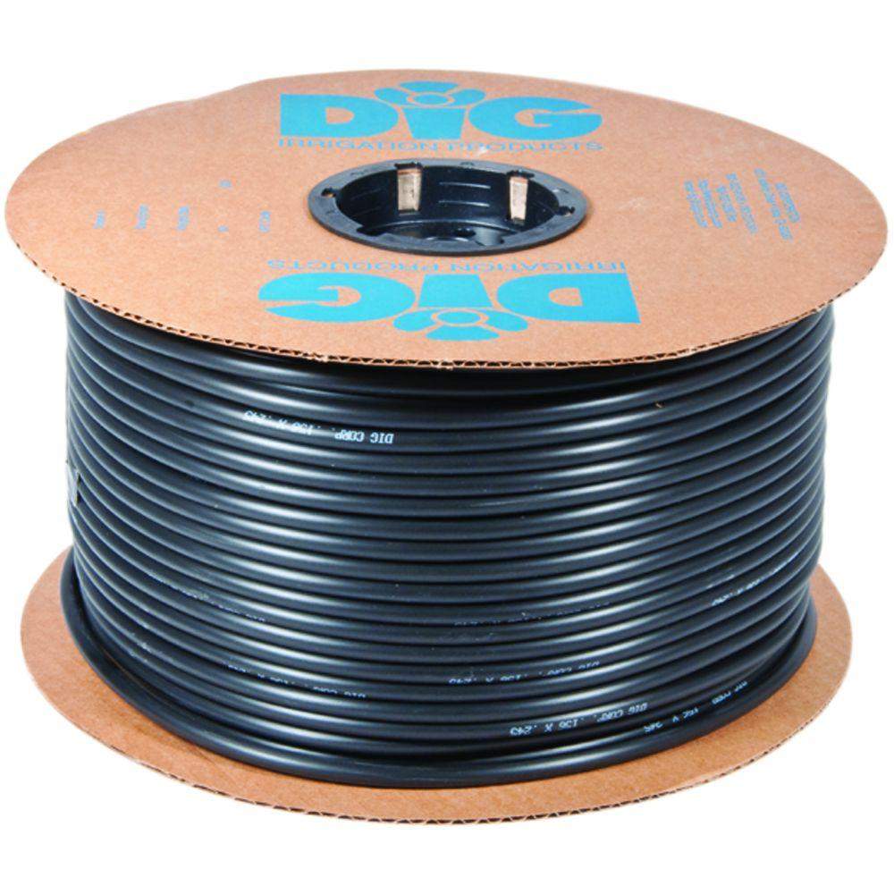 1/4 in. x 500 ft. Poly Micro Drip Tubing