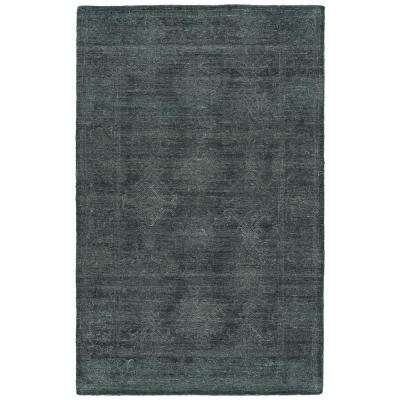 Palladian Charcoal 4 ft. x 6 ft. Area Rug