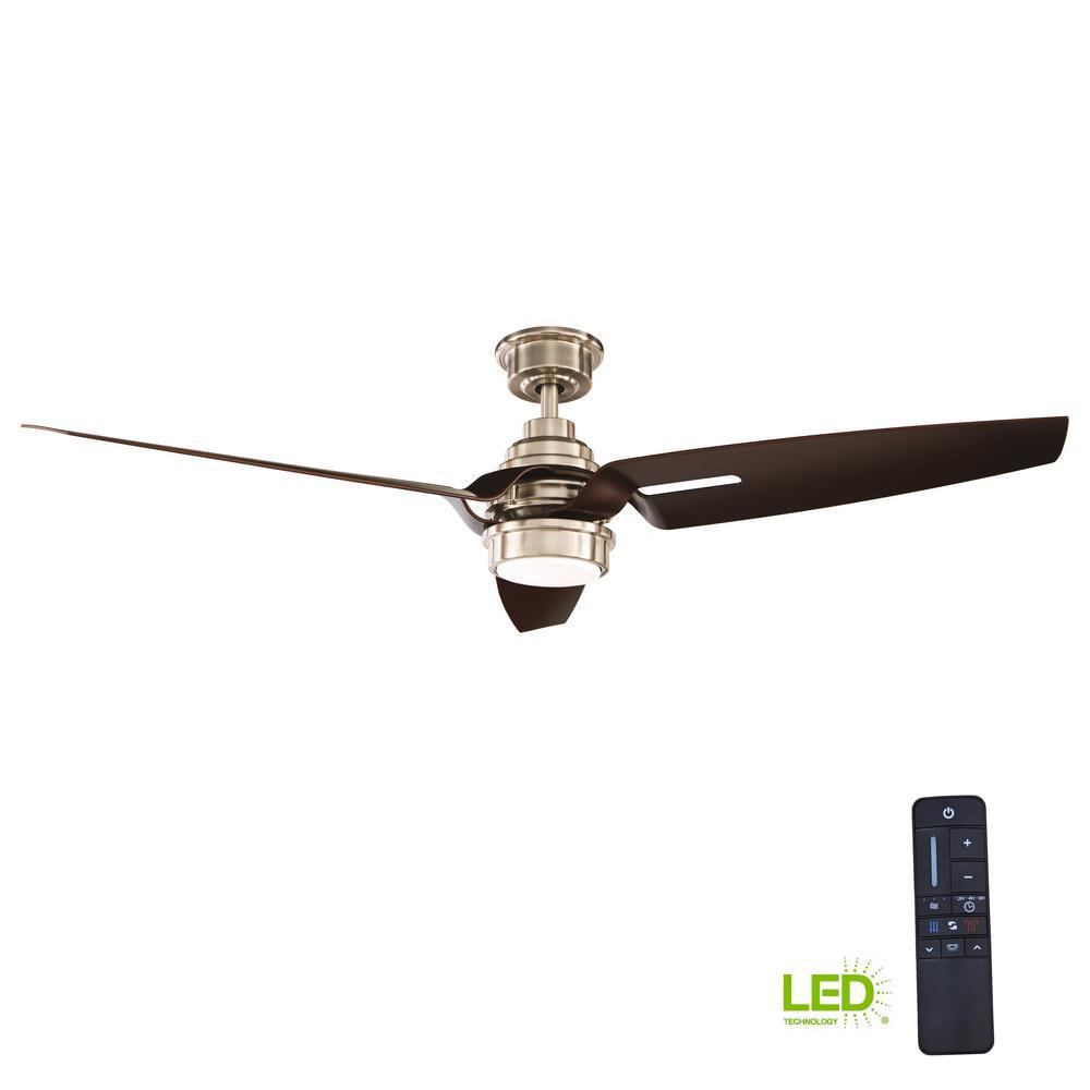 Crest Ceiling Fan Wiring Diagram Will Be A Thing Wire Home Decorators Collection Iron 60 In Led Dc Motor Indoor Rh Homedepot Com Capacitor 4