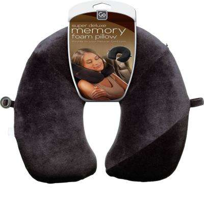 Black Memory Pillow