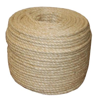 3/8 in. x 732 ft. Twisted Sisal Rope