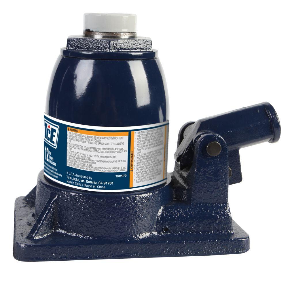 12-Ton Stuby Professional Bottle Jack