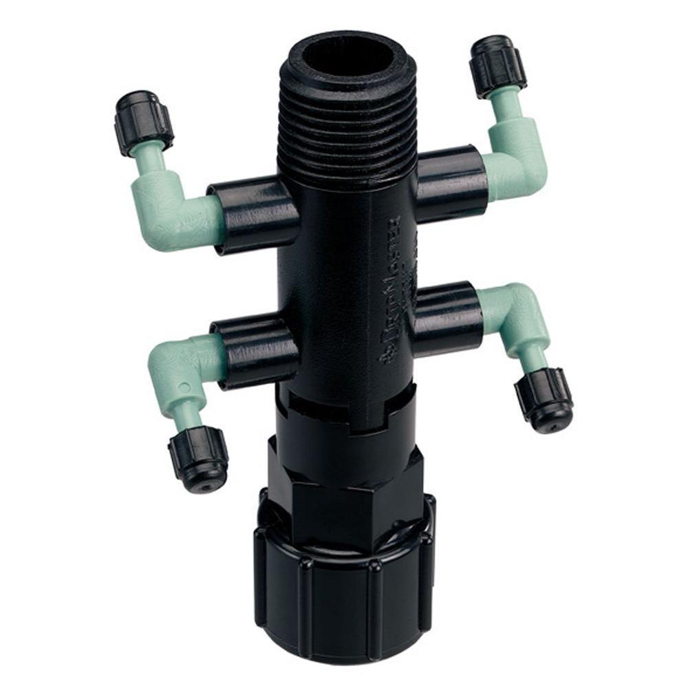 4-Port Adapter Manifold