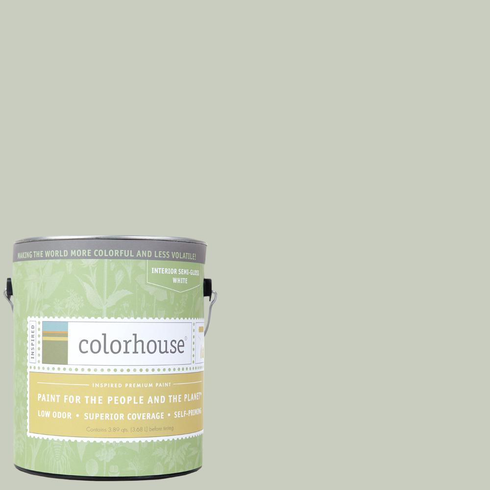 1 gal. Leaf .03 Semi-Gloss Interior Paint