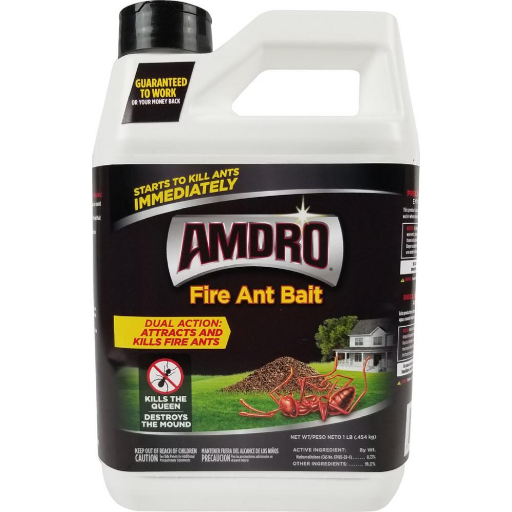 Amdro 1 Lb Fire Ant Killer Bait 100099070 The Home Depot