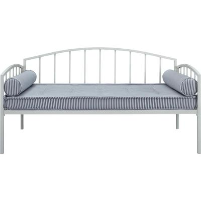 Arlo White Metal Daybed