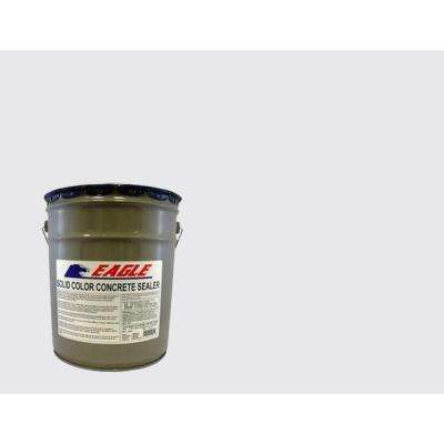 5 gal. Hint of Gray Solid Color Solvent Based Concrete Sealer