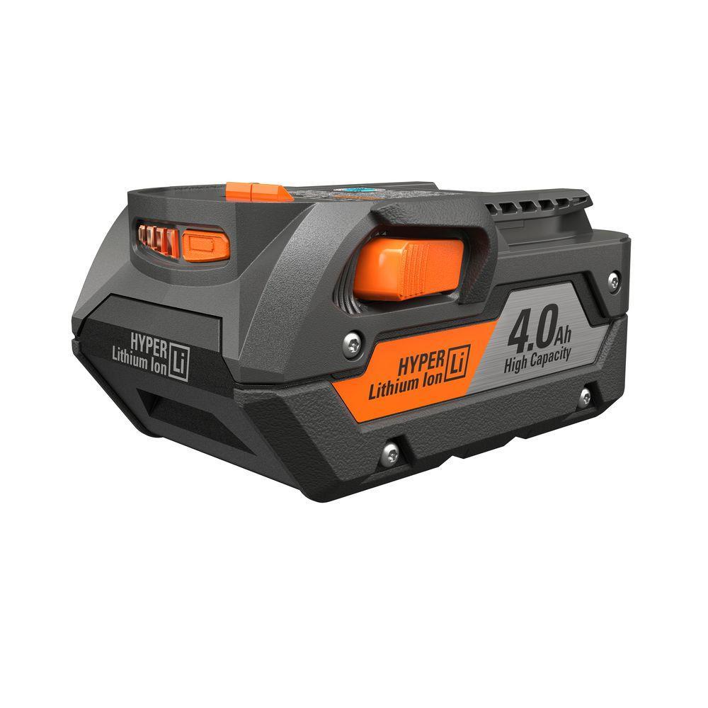 18-Volt 4.0 Ah Lithium-Ion Battery