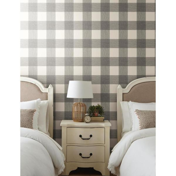 Magnolia Home by Joanna Gaines - Common Thread Paper Strippable Wallpaper (Covers 56 sq. ft.)