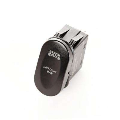 2-Position Light Bar Lights Rocker Switch