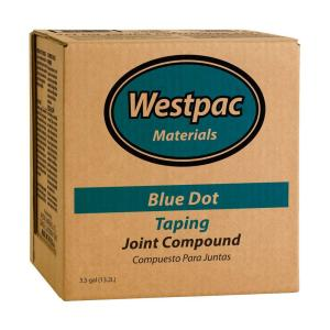 Westpac Materials 3.5 Gal. Blue Dot Taping Pre-Mixed Joint ...