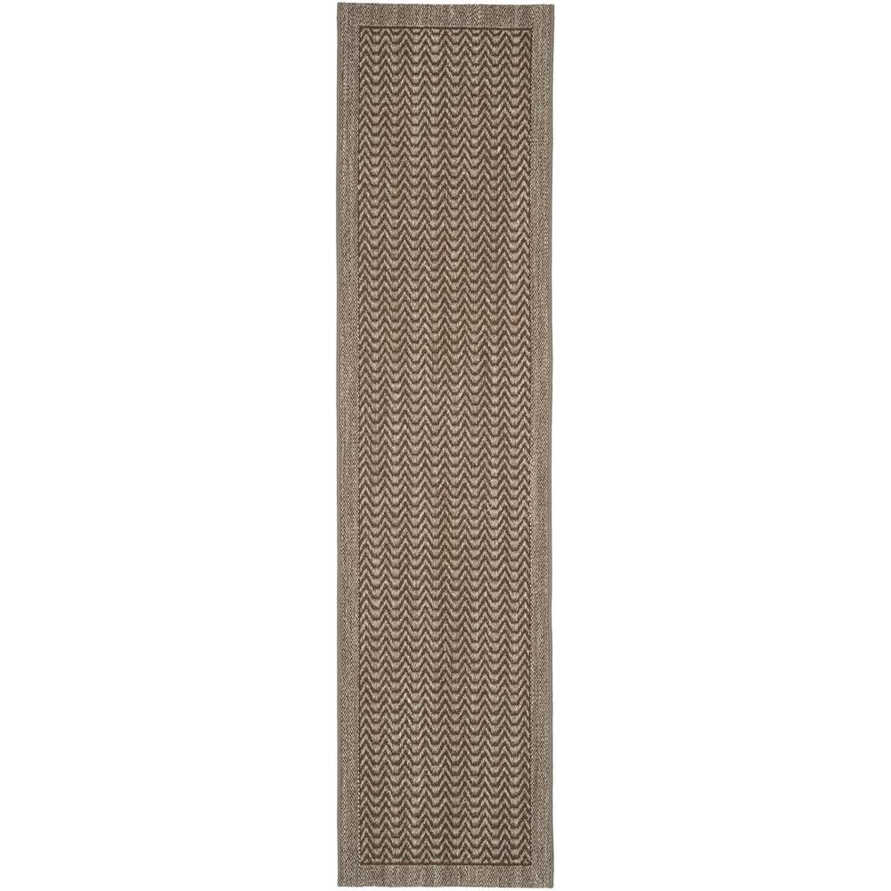 Safavieh palm beach silver 2 ft x 8 ft runner pab321d 28 Home depot palm beach gardens
