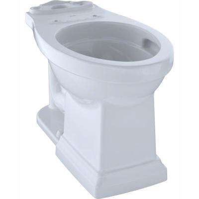 Promenade II Elongated Toilet Bowl Only with CeFiONtect in Cotton White
