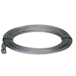 Keeper Wire Rope 55 ft. x 7/32 inch for KT4000 Winch by Keeper