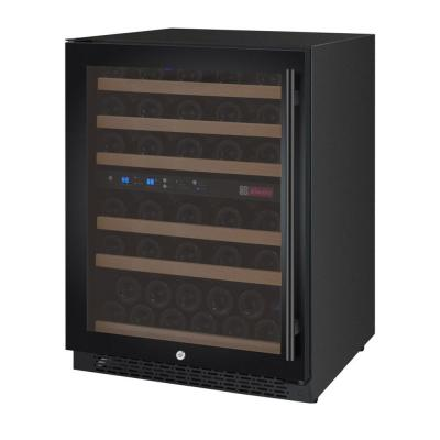 FlexCount II Dual Zone 56-Bottle Built-in Wine Refrigerator
