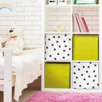 RoomMates 28.29 sq. ft. X Marks The Spot Peel and Stick Wallpaper