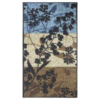 Tulips Multi 2 ft. x 4 ft. Area Rug