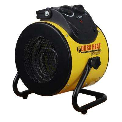 1,500-Watt 120-Volt Electric Forced Air Heater