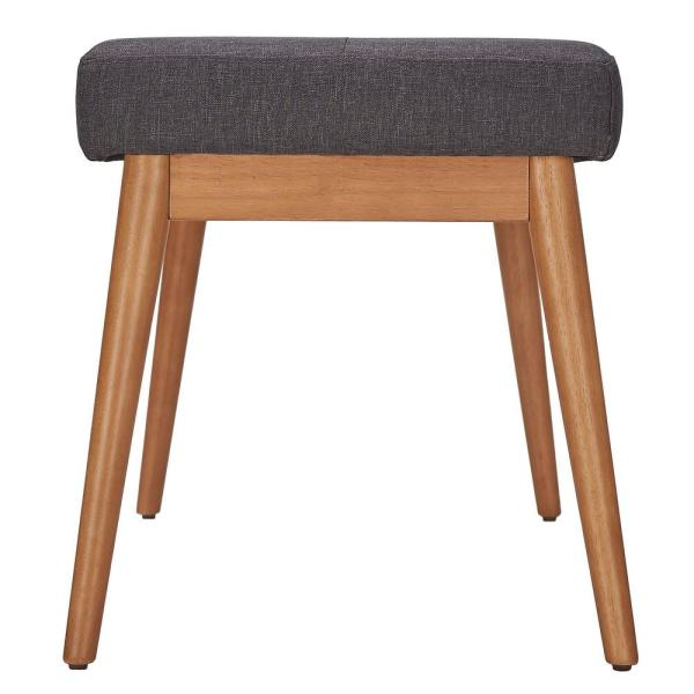 Incredible Homesullivan Nobleton Dark Grey Bench 405048Ak 13Dg The Ncnpc Chair Design For Home Ncnpcorg