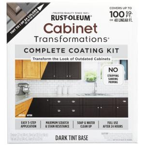 Dark Color Cabinet Kit (9-Piece)