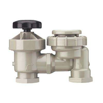 3/4 in. Manual Anti-Siphon Thread Valve