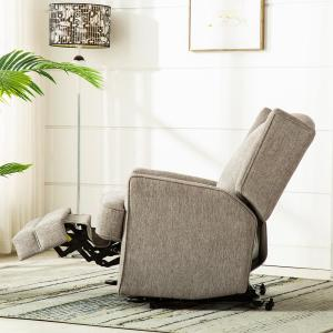 Quality Components Plus Connoly Smoke Wingback Lift Chair