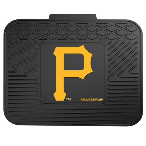 Pittsburgh Pirates 14 in. x 17 in. Utility Mat