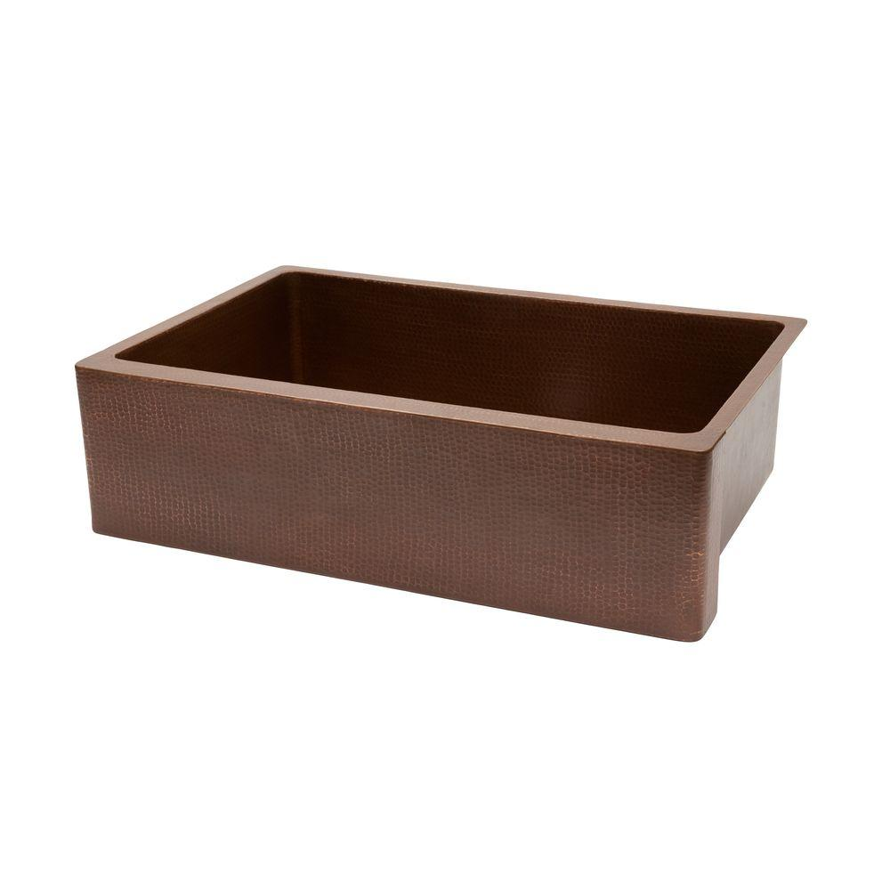 Premier Copper Products Under Counter/Surface-Drop-in