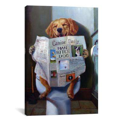 Dog Gone Funny by Lucia Heffernan Wall Art