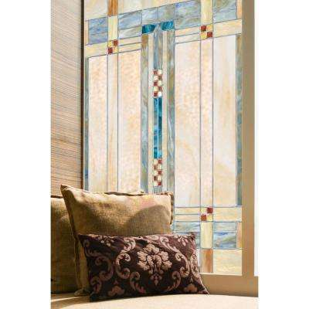 24 in. x 36 in. Artisan Decorative Window Film