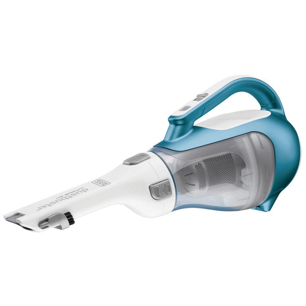 16-Volt Max Cordless Lithium DustBuster Hand Vacuum