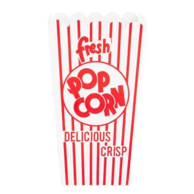 32 oz. Open Top Movie Theater Popcorn Boxes (100-Count)