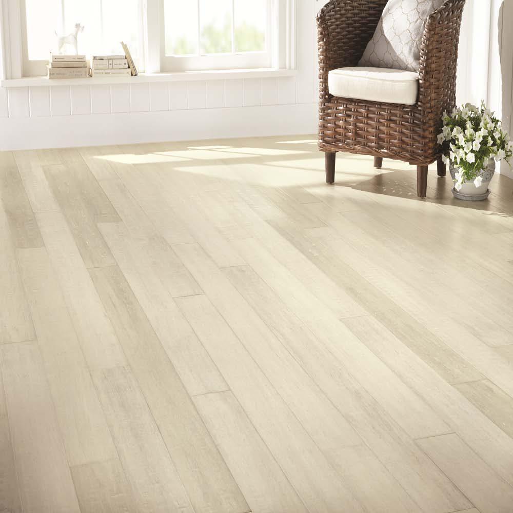 white bamboo floor – HIMORTY
