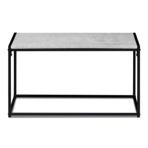 Superb Furinno Ernst Modern Stone Coffee Table Fm 8040Ctsw The Ncnpc Chair Design For Home Ncnpcorg