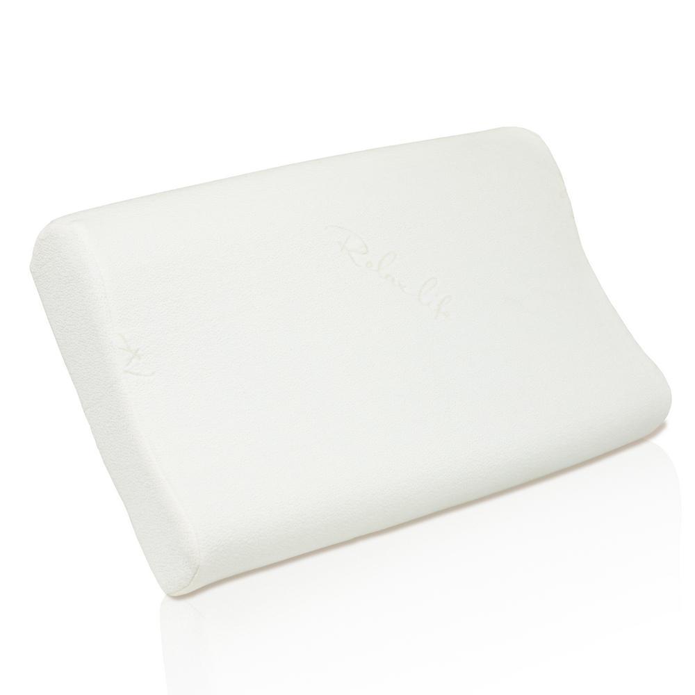 Furinno Memory Foam Contour Queen Pillow MFCP189Q