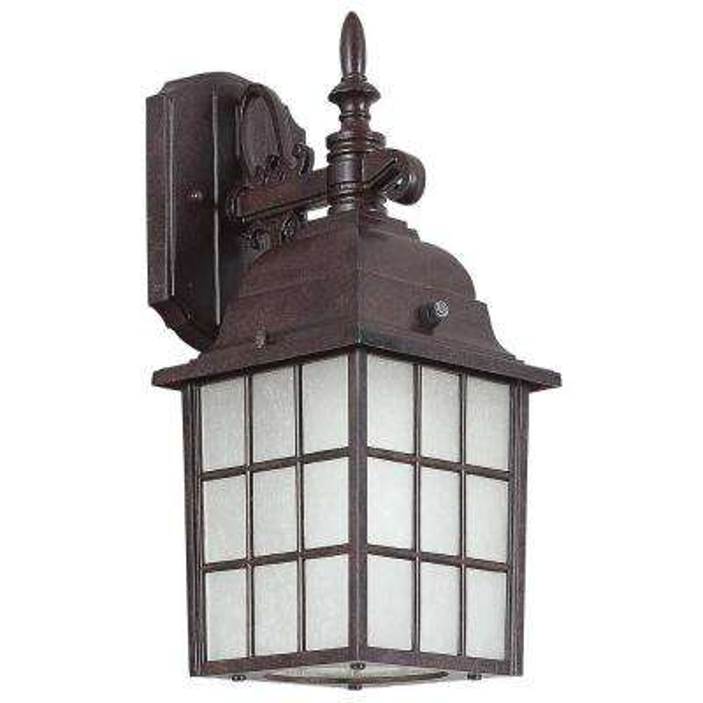 Gabany 1-Light Oil Rubbed Bronze Outdoor Wall Lantern