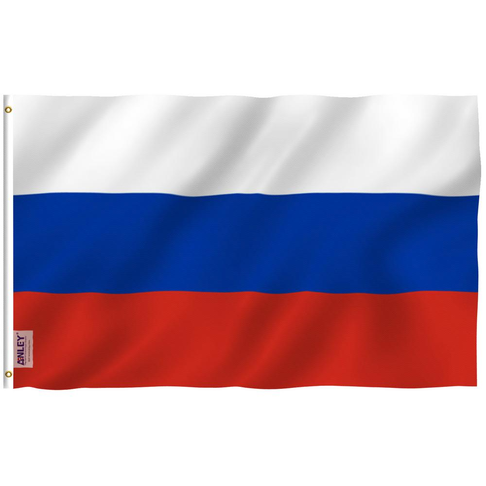 Anley Fly Breeze 3 Ft X 5 Ft Polyester Russia Flag 2