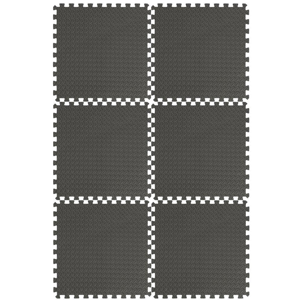 Workout Mat Tiles: Exercise & Gym Flooring
