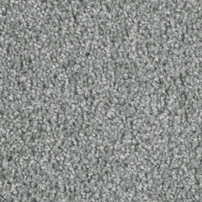 Carpet Sample - Lucky Penny - Color Charmed Texture 8 in. x 8 in.