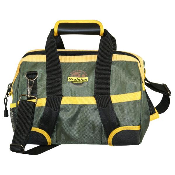 12 in. Polyester Contractor's Tool Bag