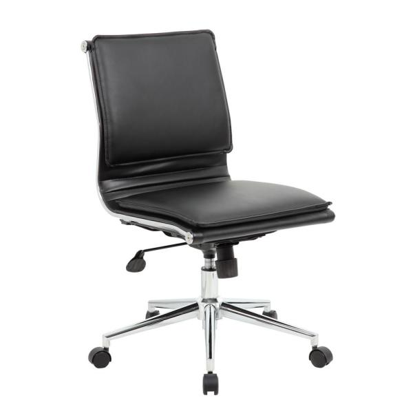 Delicieux Boss Black Elegant Design Task Chair