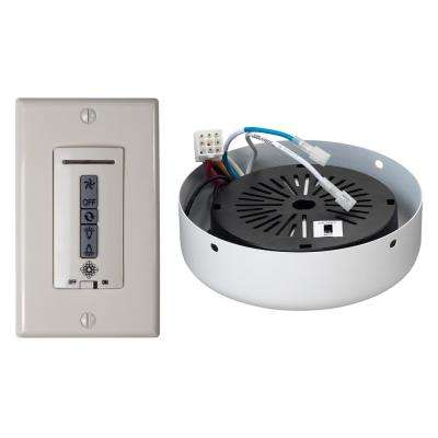 Wired Ceiling Fan Remote Amp Wall Controls Ceiling Fan