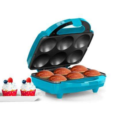 Cupcake Maker Teal (6-Piece)
