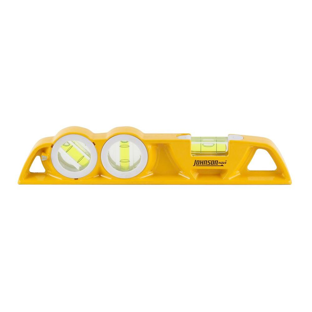 Johnson 10 in. Welder's Torpedo Level