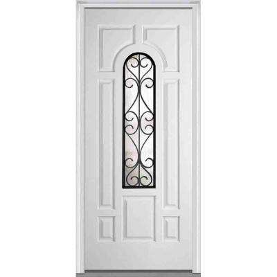 7 Panel Mmi Door Exterior Doors Doors Windows The Home Depot