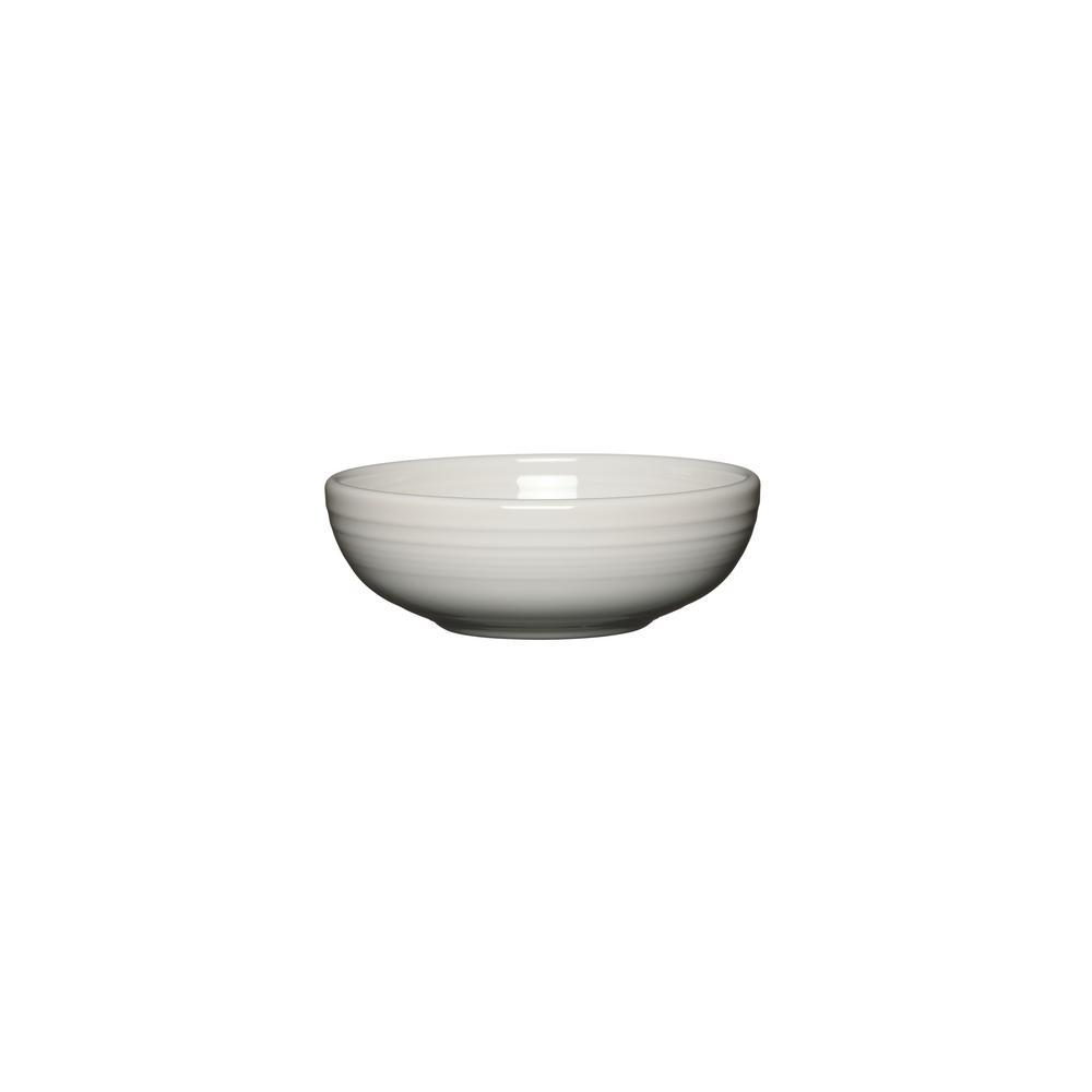 White Medium Bistro Bowl