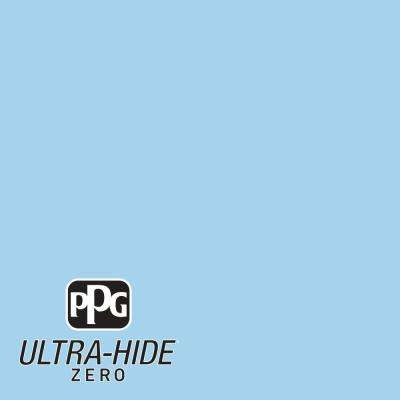 1-gal. #HDPB55 Ultra-Hide Zero Wild Blue Yonder Satin Interior Paint