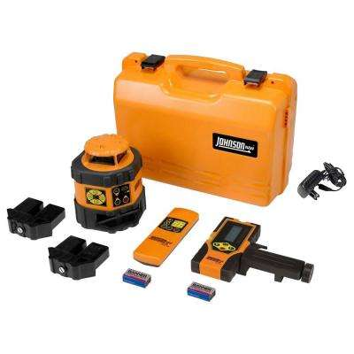 Electronic Self-Leveling Horizontal Rotary Laser Level
